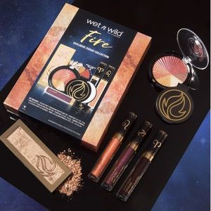 NIB Wet n Wild Exclusive Fire Zodiac Collection
